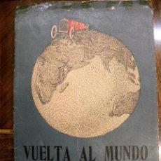 Juegos de mesa: VUELTA AL MUNDO. JUEGO DE SALÓN. PIRELLI. EXPOSICIÓN DE BARCELONA 1919. Lote 83298664