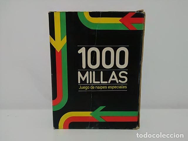 Juego 1000 Millas Juego De Naipes Especiales Comprar Juegos De