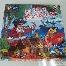 Juegos de mesa: ANTIGUO JUEGO DE MESA LA ISLA DEL TESORO DE CEFA - AÑOS 80 - NUEVO . Lote 83946712