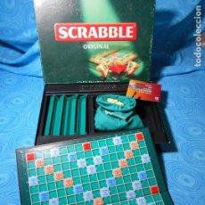 Juegos de mesa: SCRABBLE ORIGINAL JUEGO DE MESA AÑO 2003 DE MATTEL COMPLETO REF (1). Lote 83989124