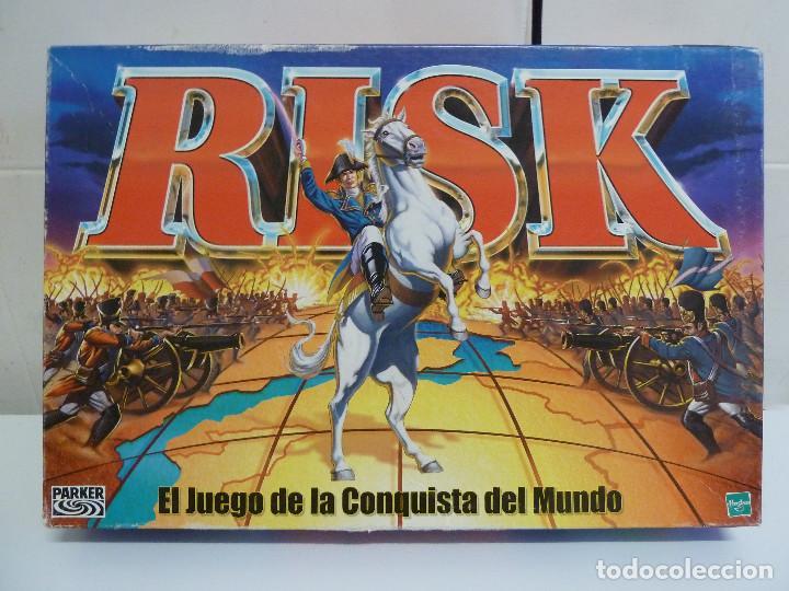 Risk Parker Comprar Juegos De Mesa Antiguos En Todocoleccion