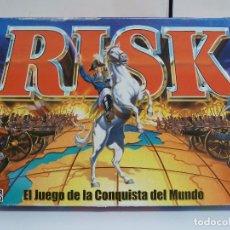 Juegos de mesa: RISK - PARKER. Lote 121952664