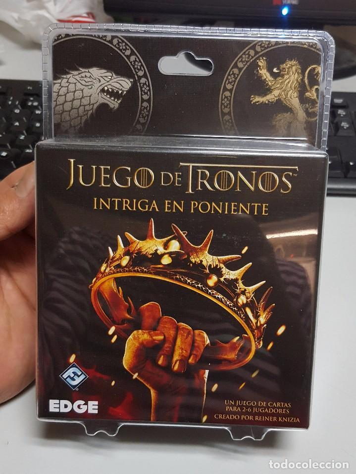 Juego De Tronos Intriga Enponiente Nuevo Pr Comprar Juegos De