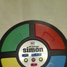 Juegos de mesa: ANTIGUO MI AMIGO SIMON DE MB ELECTRONICS AÑOS 80. Lote 85079836
