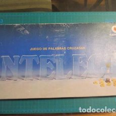 Juegos de mesa: JUEGO INTELECT DE CEFA AÑOS 80. Lote 85351728