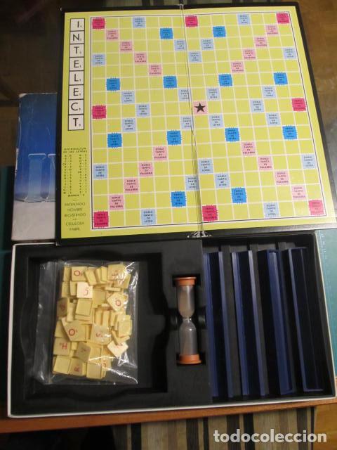Juegos de mesa: JUEGO INTELECT DE CEFA AÑOS 80 - Foto 2 - 85351728