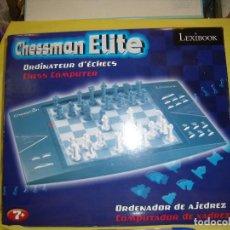 Juegos de mesa: AJEDREZ ELECTRÓNICO ORDENADOR DE AJEDREZ DE LEXIBOOK , NUEVO. Lote 86033144