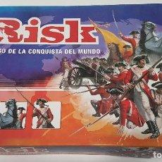 Juegos de mesa: JUEGO DE MESA RISK , DE PARKER , CASI COMPLETO 2004. Lote 86066208
