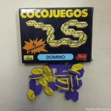 Juegos de mesa: COCOJUEGOS DE EVALAND - DOMINO - CAR153. Lote 86177387