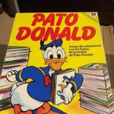 Juegos de mesa: JUEGO PATO DONAL 1980 DISET INTERNACIONAL COMPLETO. Lote 86451680