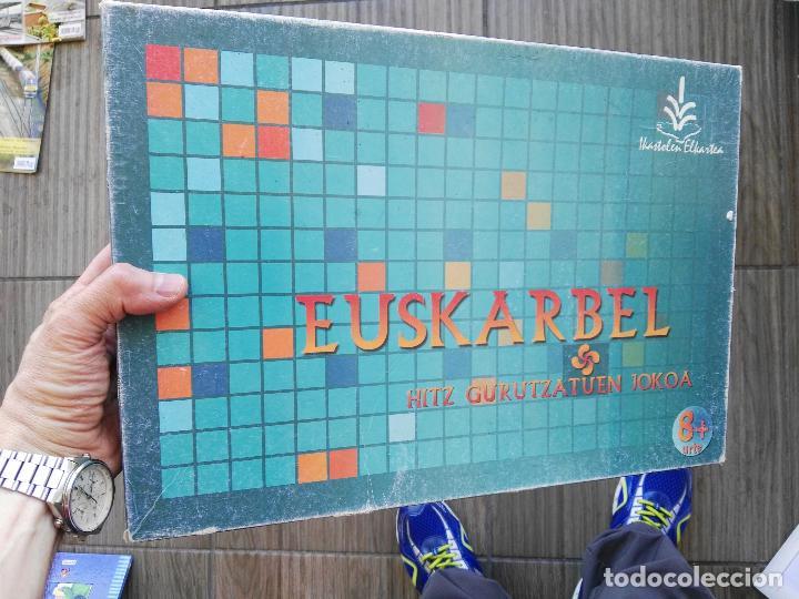 juego en euskera euskarbel comprar juegos de mesa