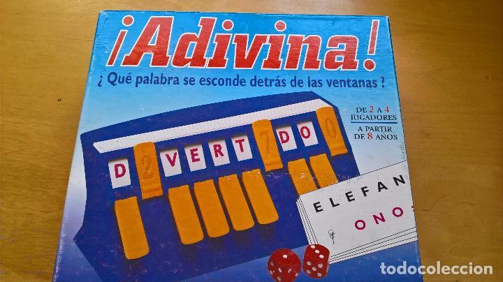 6003 Adivina Juego De Mesa Que Palabra Se Comprar Juegos De