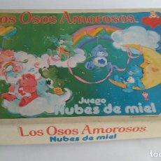 Juegos de mesa: JUEGO DE MESA/LOS OSOS AMOROSOS/NUBES DE MIEL/EDUCA.. Lote 87117932