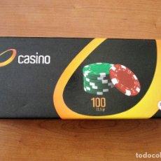Juegos de mesa: FICHAS POKER 11,5GR. Lote 87632208