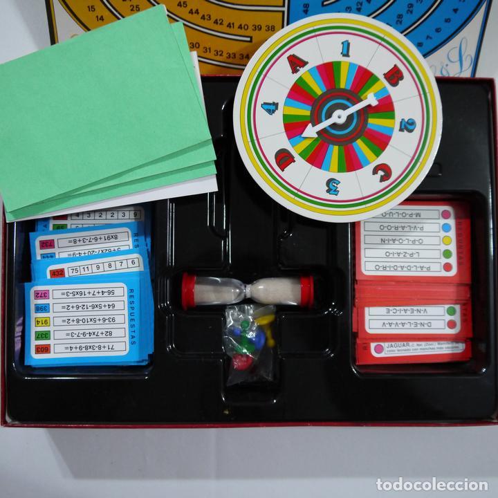 Juegos de mesa: CIFRAS Y LETRAS - FALOMIR - 1993 - Foto 5 - 87671044