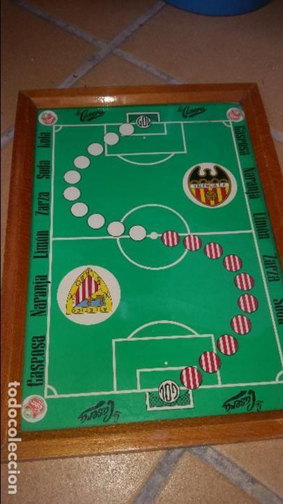 Juego De Futbol Parchigol Valencia Espano Comprar Juegos De Mesa