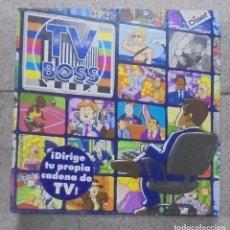 Juegos de mesa: JUEGO. TV BOSS. DE 2 - 6 JUGADORES. DISET. MUY BUEN ESTADO. EL DE LA FOTO. VER. Lote 88278056