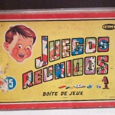 Juegos de mesa: JUEGOS REUNIDOS GEYPER NUMERO 15 VER FOTOS. Lote 88358876