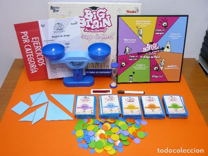 Big Brain Academy Simba Juego De Mesa Comprar Juegos De Mesa