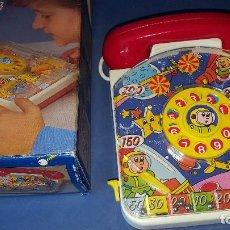 Juegos de mesa: TELEFONO HUCHA PING BALL DE RIMA. Lote 88604736