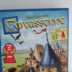 Juegos de mesa: JUEGO DE MESA/CARCASSONNE.. Lote 88791848