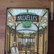 Juegos de mesa: BRUXELLES 1893, JUEGO MESA ESTRATEGIA ECONOMÍA. Lote 88888568