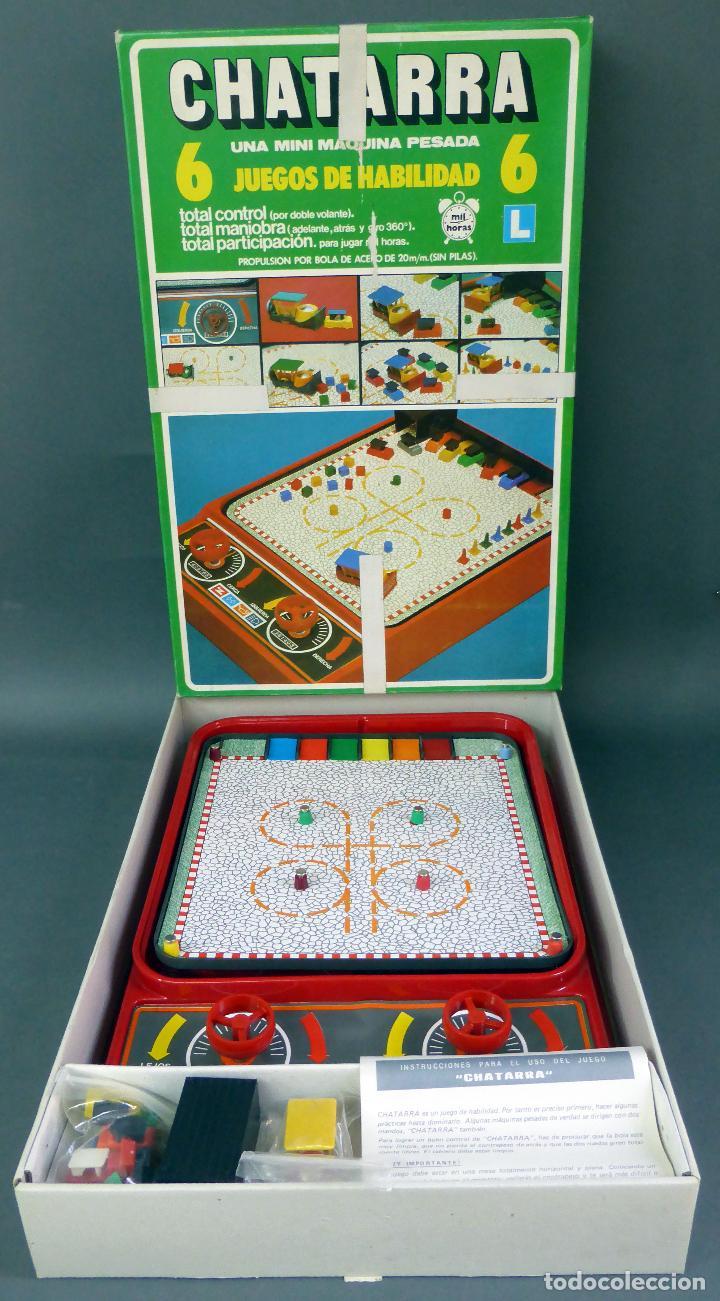 Chatarra 6 Juegos Habilidad Juego Mesa Scala An Comprar Juegos De