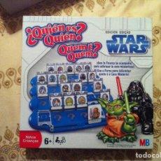 Juegos de mesa: JUEGO QUIEN ES QUIEN STAR WARS. Lote 89008748