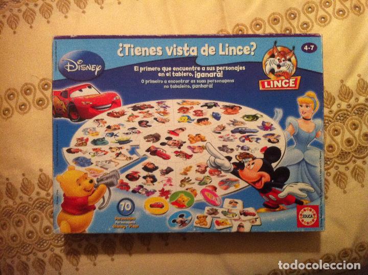 Busca Y Encuentra Disney Lince Comprar Juegos De Mesa Antiguos