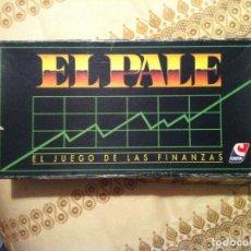 Juegos de mesa: JUEGO EL PALE - CEFA. Lote 89010444