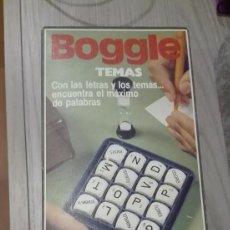 Juegos de mesa: VINTAGE BOGGLE DE BORRAS PARKER 1980 MUY COMPLETO MUY BUEN ESTADO.. Lote 89371168