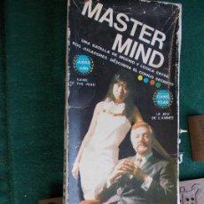 Juegos de mesa: JUEGO MASTER MIND. Lote 89563132