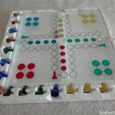 Juegos de mesa: ANTIGUO JUEGO DE AJEDREZ EN CRISTAL. Lote 89842776