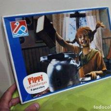 Juegos de mesa: JUEGO PUZZLE PIPPI. VER FOTOS. Lote 90174168