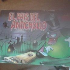 Juegos de mesa: EL PAIS DEL ANTICHOLLO LEER ANTES. Lote 90127602