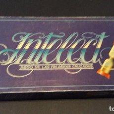 Juegos de mesa: JUEGO INTELECT (PALABRAS CRUZADAS). Lote 90420809