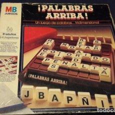 Juegos de mesa: JUEGO PALABRAS ARRIBA. 1984. Lote 90424844