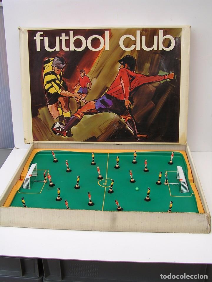 Antiguo juego de mesa futbito futbol club marc comprar for Juego de mesa de futbol