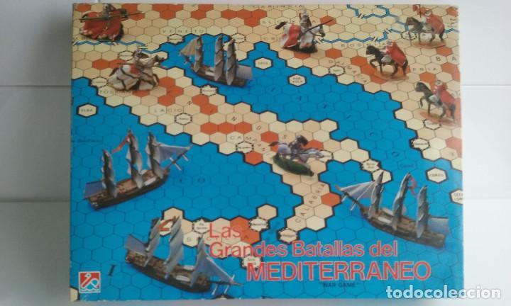 Juego De Mesa War Game Las Grandes Batallas Del Comprar Juegos De