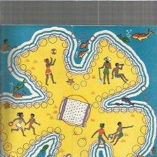 Juegos de mesa: GEYPER TABLERO DE JUEGO. Lote 90746800