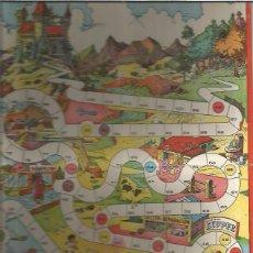 Juegos de mesa: GEYPER TABLERO DE JUEGO. Lote 90746830
