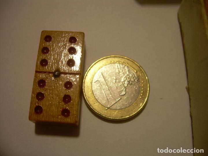 juegos de mesa antiguo domino infantil en pequeo