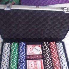 Juegos de mesa: JUEGO POKER. Lote 89872236