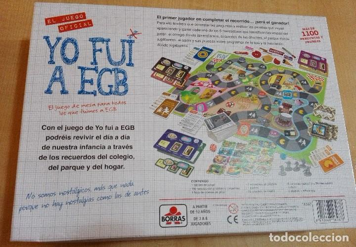 Juego De Mesa Yo Fui A Egb Juego De Tablero Comprar Juegos De