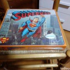 Juegos de mesa: JUEGO SUPERMAN AVENTURAS EN NEW YORK PAPIROTS NUEVO PRECINTADO. Lote 132856582