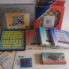Juegos de mesa: LOTE DE 7 JUEGOS DE MESA CLÁSICOS AÑOS 80 Y 90. NUEVOS A ESTRENAR. Lote 91161495