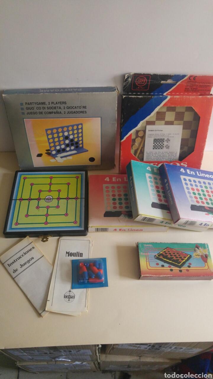 Juegos de mesa: Lote de 7 juegos de mesa clásicos años 80 y 90. Nuevos a estrenar - Foto 2 - 91161495