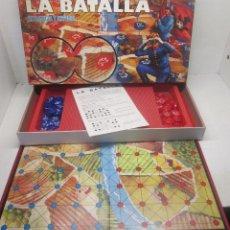 Juegos de mesa: JUEGO DE MESA LA BATALLA, DE BORRÁS, ESTRATEGIA.. Lote 91469425