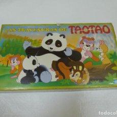 Juegos de mesa: JUEGO DIDACTA DIBUJOS TAO TAO AÑOS 80. Lote 91765800