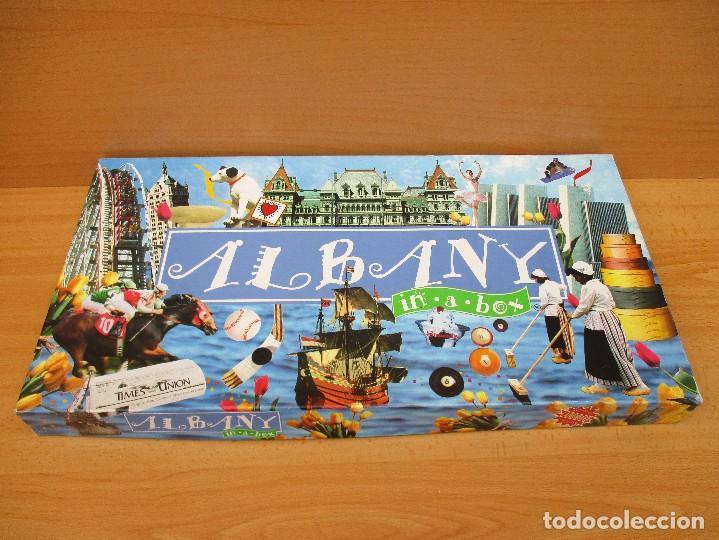 Juego De Mesa Albany Igual Al Monopoly En Ing Comprar Juegos De
